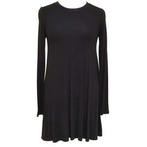 3/50% BCBGENERATION | Black Swing Dress XS